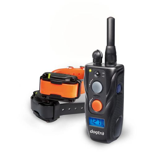 1/2 Mile Remote Dog Trainer for 2 Dogs